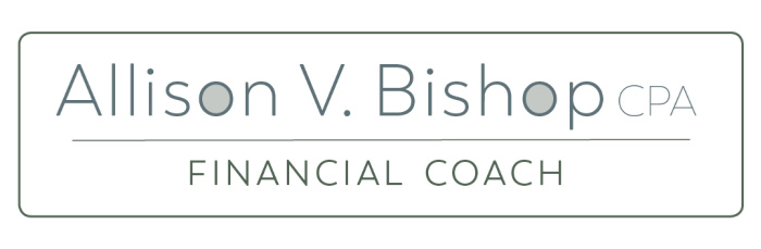 Allison V. Bishop, CPA - Financial Coaching
